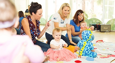 Four fantastic classes to take your baby to in Abu Dhabi